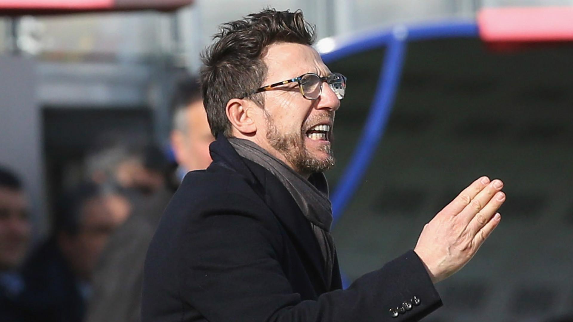 Colpo del Bologna contro il Sassuolo, decide Destro. Donadoni sorride