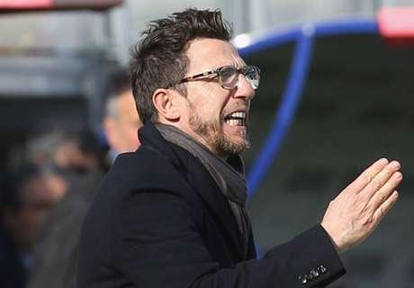 Di Francesco Latih Fiorentina Musim Depan?