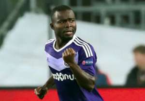Frank Acheampong scored the winning goal as Anderlecht won 3-2 against KV Oostende in the Belgian play-offs on Sunday. The victory put Anderlecht beyond FC Brugge as they won the title. Acheampong scored three goals in 29 appearances (16 starts) this s...