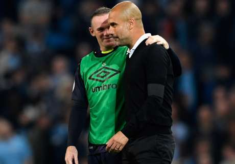 Fresh concerns for Pep and City