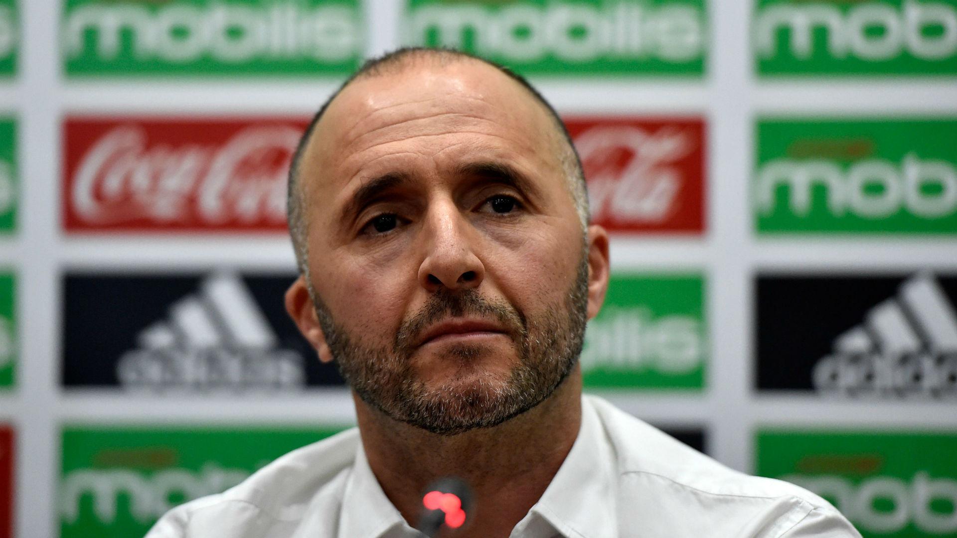Algérie - Djamel Belmadi met les choses au clair concernant Houssem Aouar
