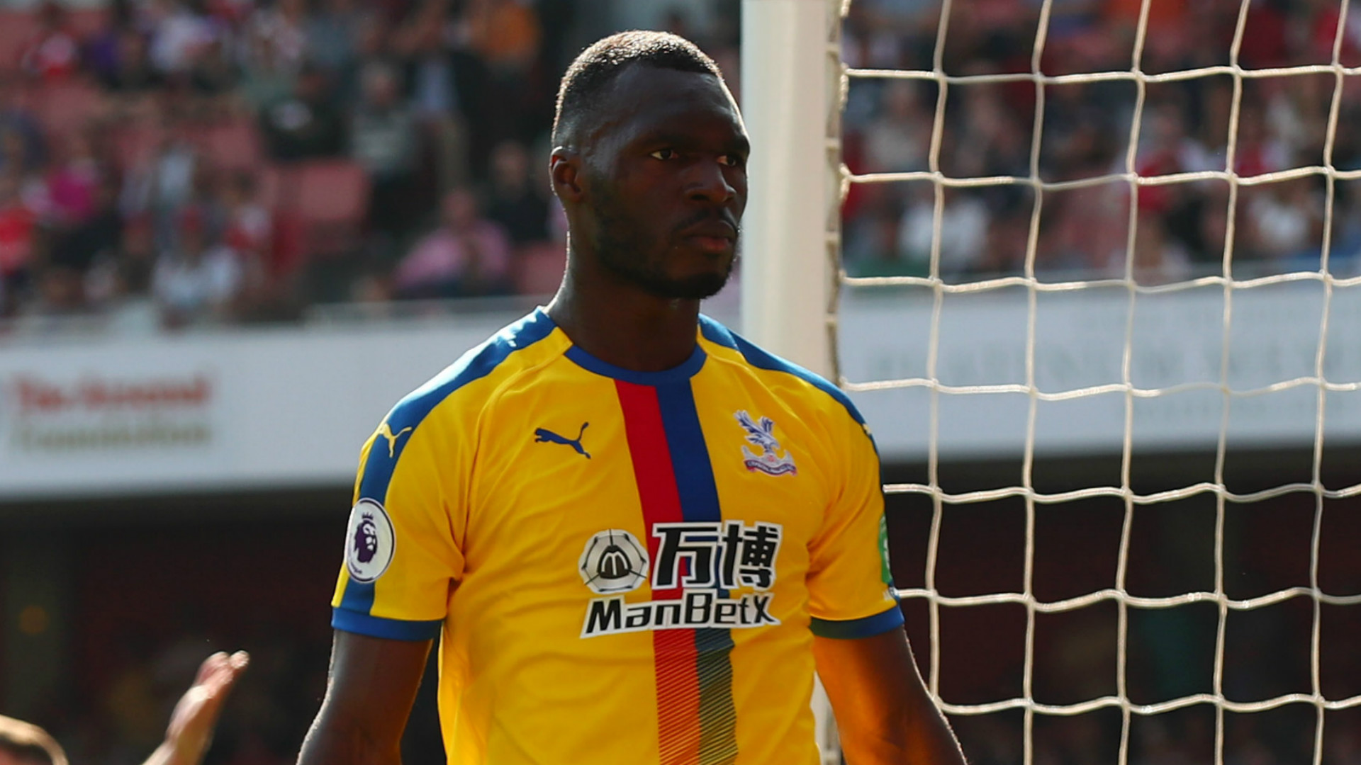 Benteke keen on Crystal Palace stay despite £15m interest from China