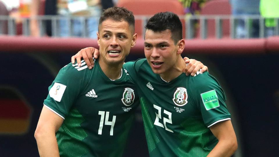 When does Mexico play? El Tri's World Cup schedule and results