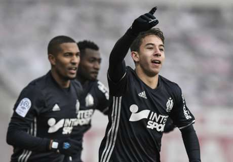 The Marseille starlet admired by Zidane