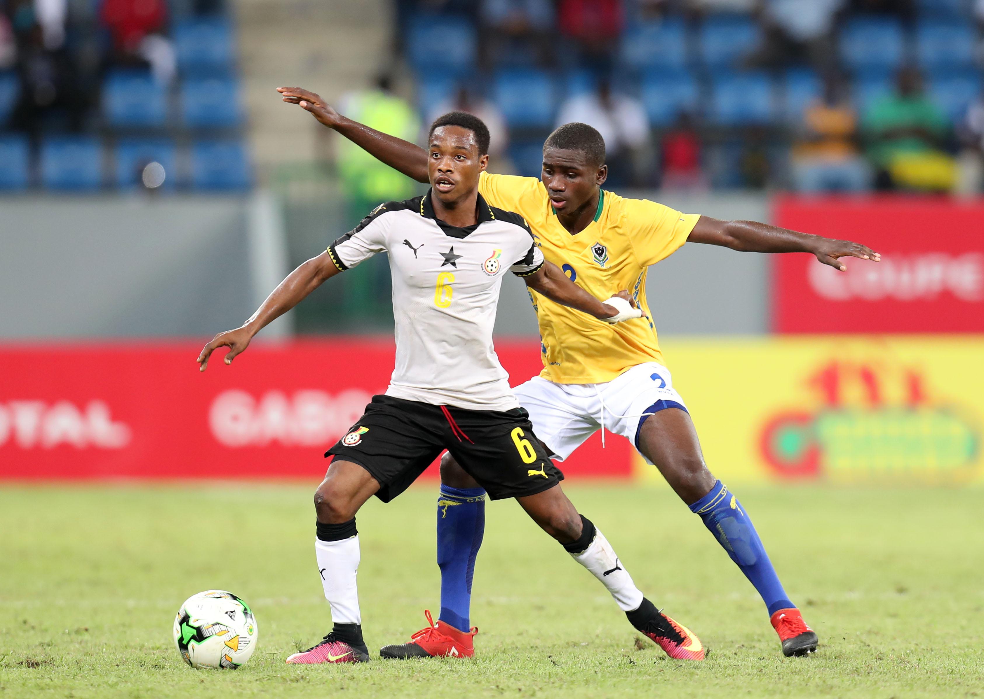 Eric Ayiah, Ghana U17