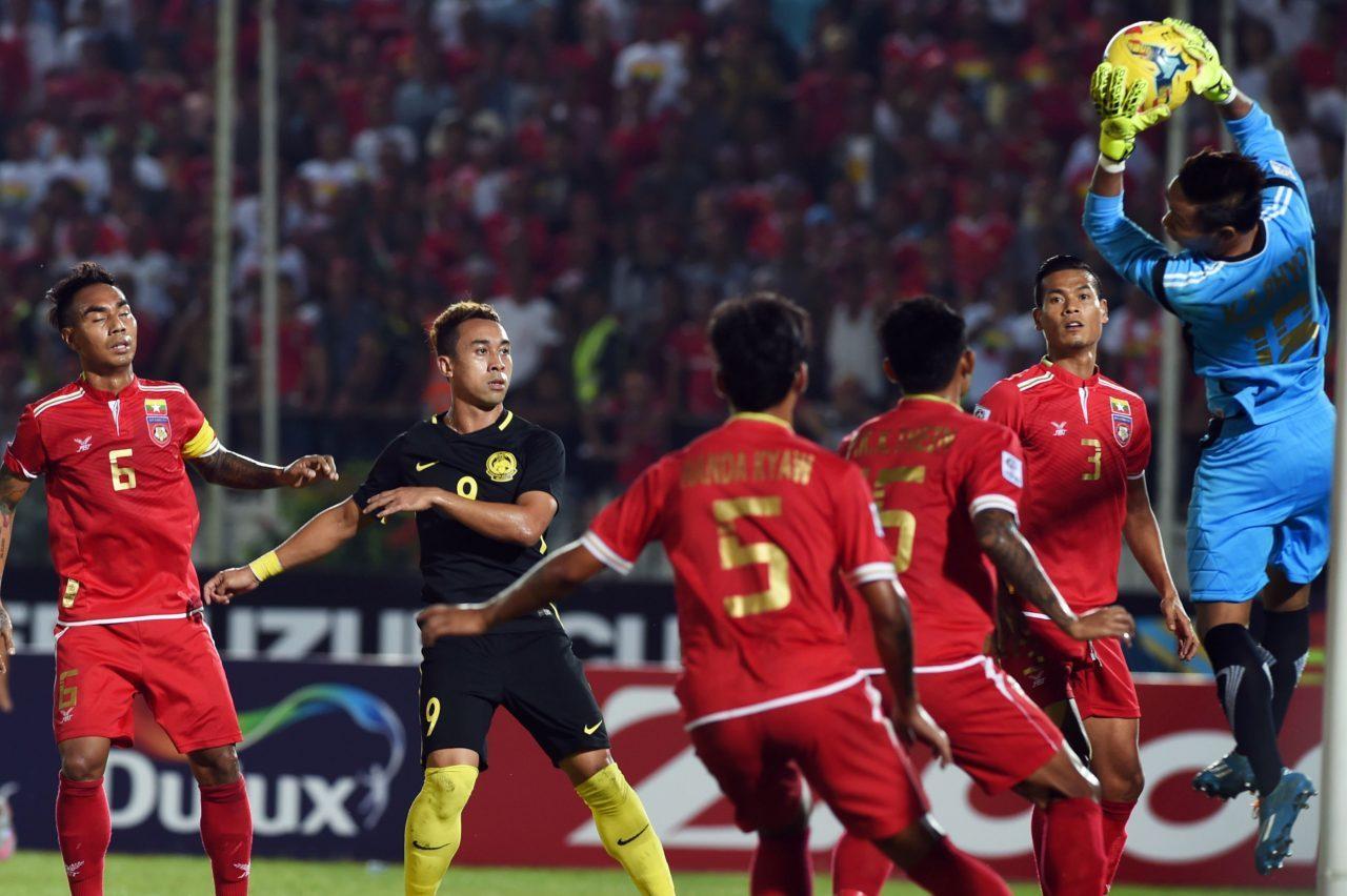 Myanmar AFF Suzuki Cup 2016