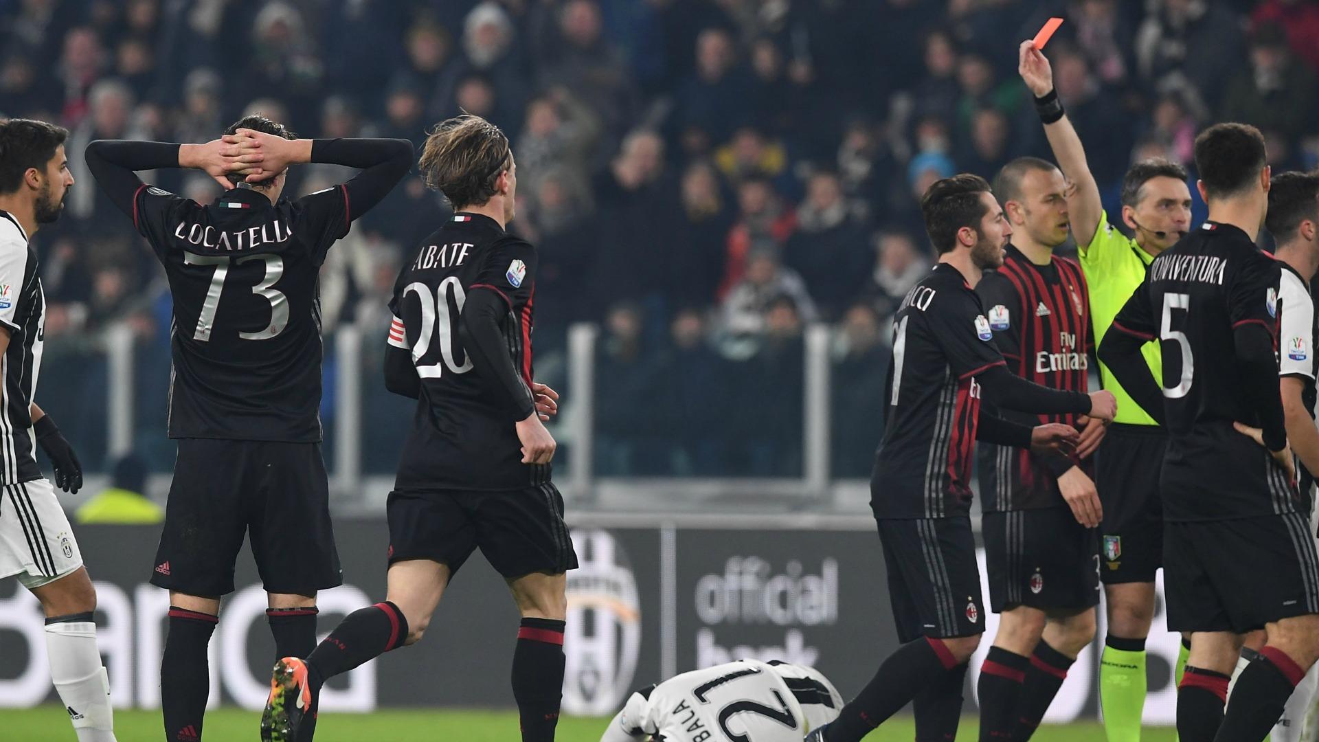 Manuel Locatelli Juventus Milan