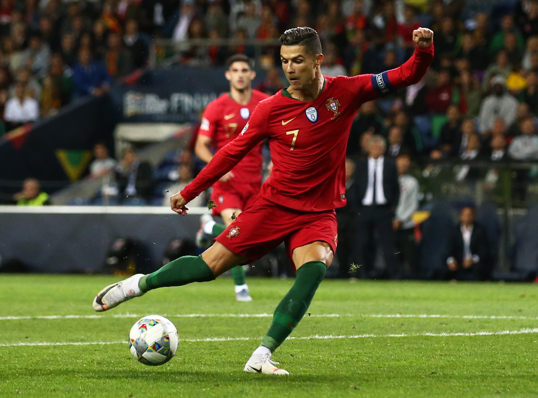 """Portugal, Cristiano Ronaldo rêve de la Ligue des Nations : """"Ensemble, nous pouvons être champions"""""""