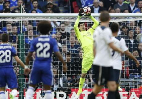 Courtois feared season was over