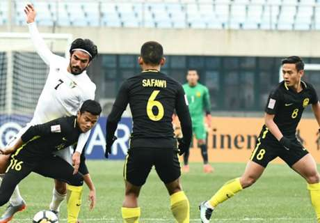 Report: Malaysia U23 1 Jordan U23 1