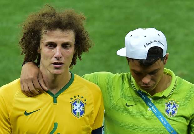 'Brazil have learned from 2014 World Cup failure' - Thiago Silva urges Selecao to be world champions