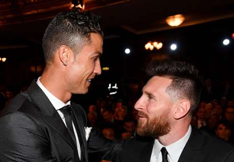 Appiah: Messi is better than Ronaldo