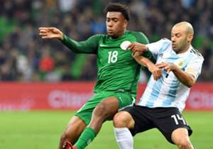 The 21-year-old continues to generate plenty of buzz, with his latest outing helping the Super Eagles to recover from two goals down