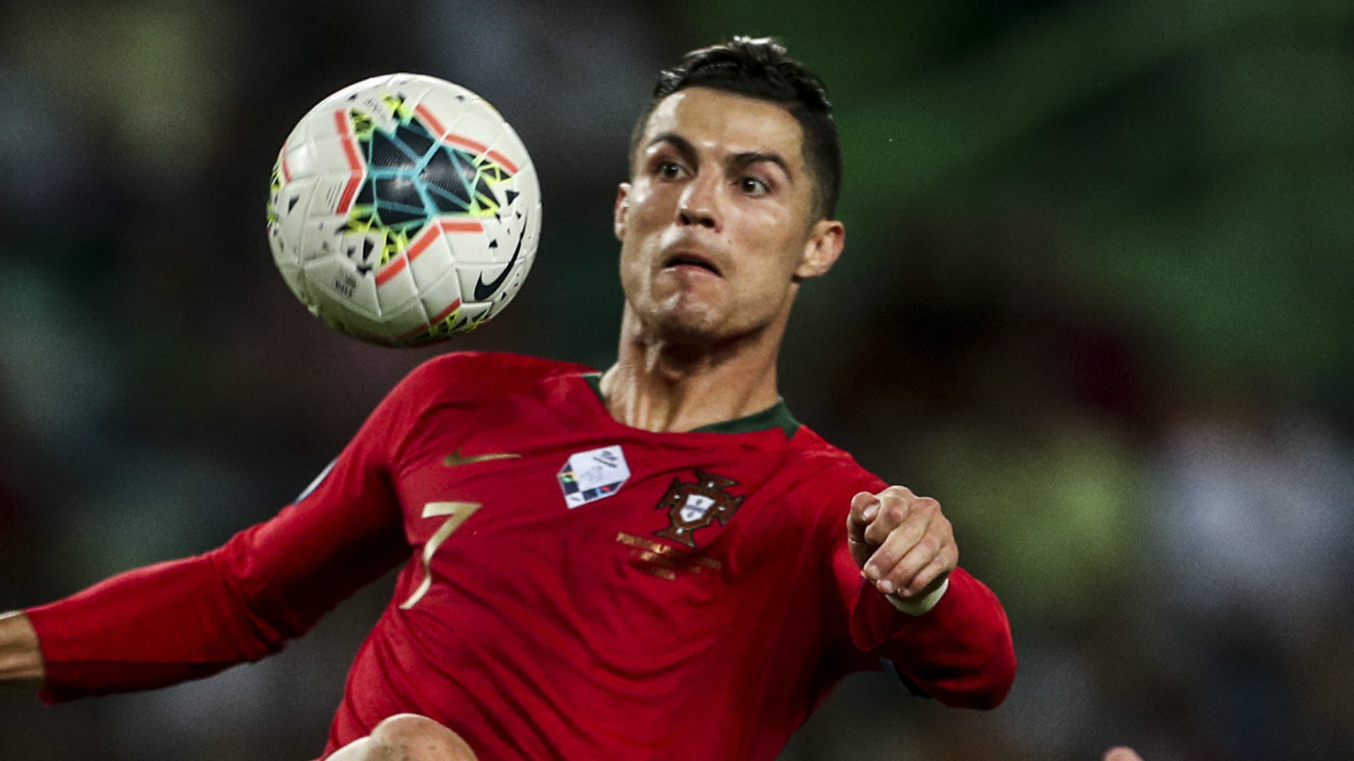 Ronaldo declares himself fit for Portugal clash with Lithuania