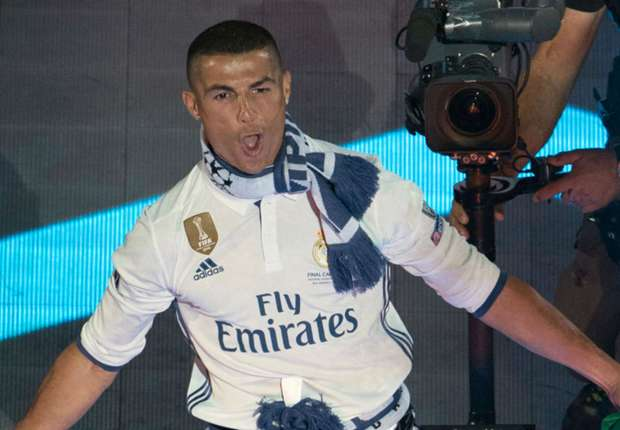 Cristiano Ronaldo Haircut Was To Fulfil Champions League Promise