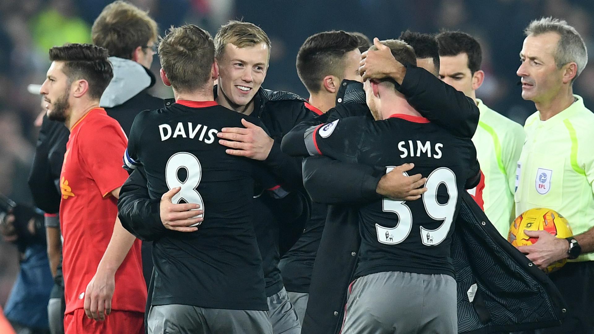 HD Southampton celebrate