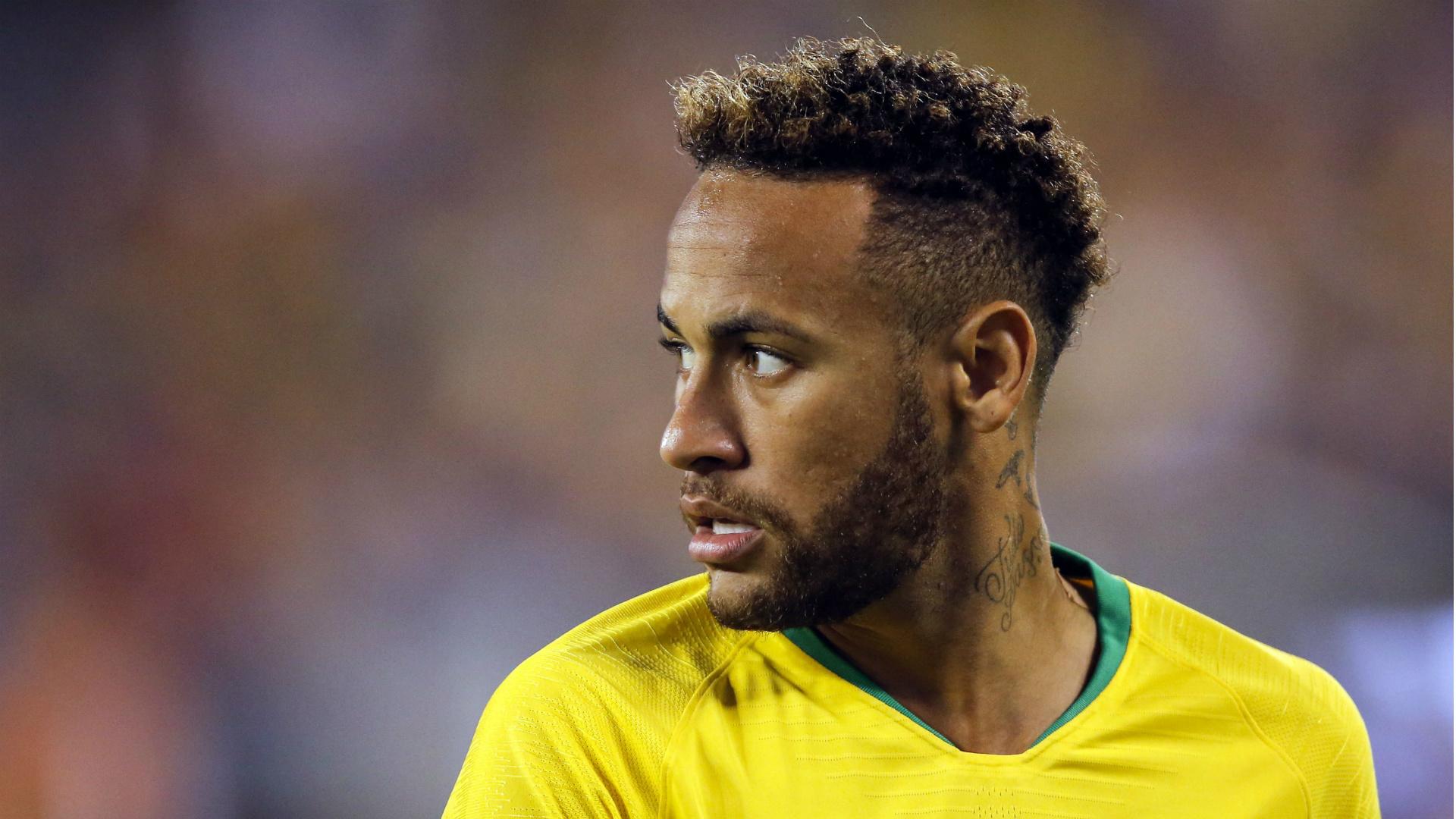Brésil - Plus de peur que de mal pour Neymar