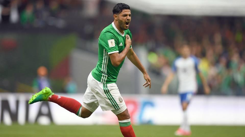 Carlos Vela Mexico vs. USA