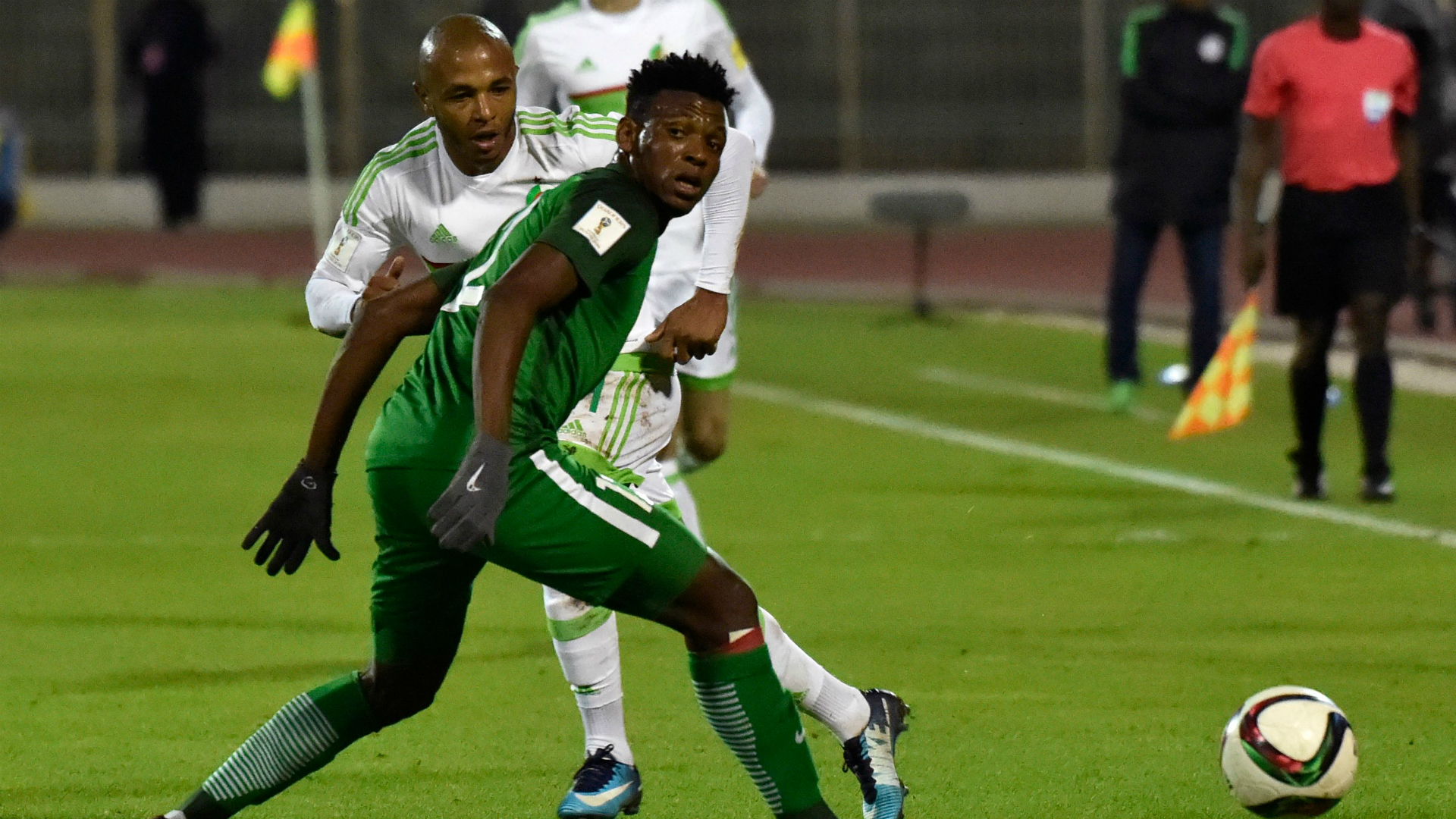 Yacine Brahimi: Algeria are aiming to win the Afcon