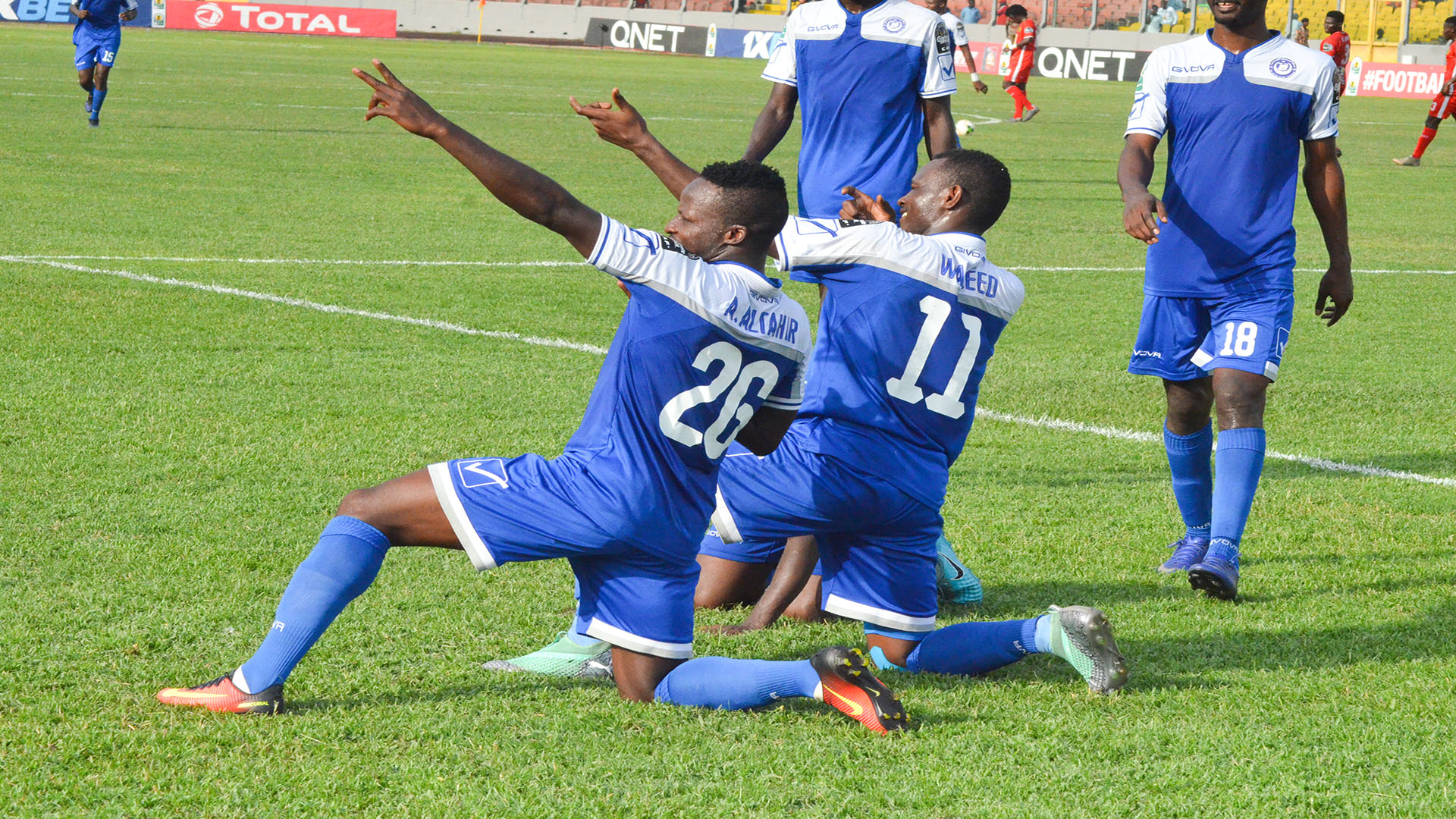 Caf Champions League: We are unlucky facing Enyimba early - Al Hilal chief