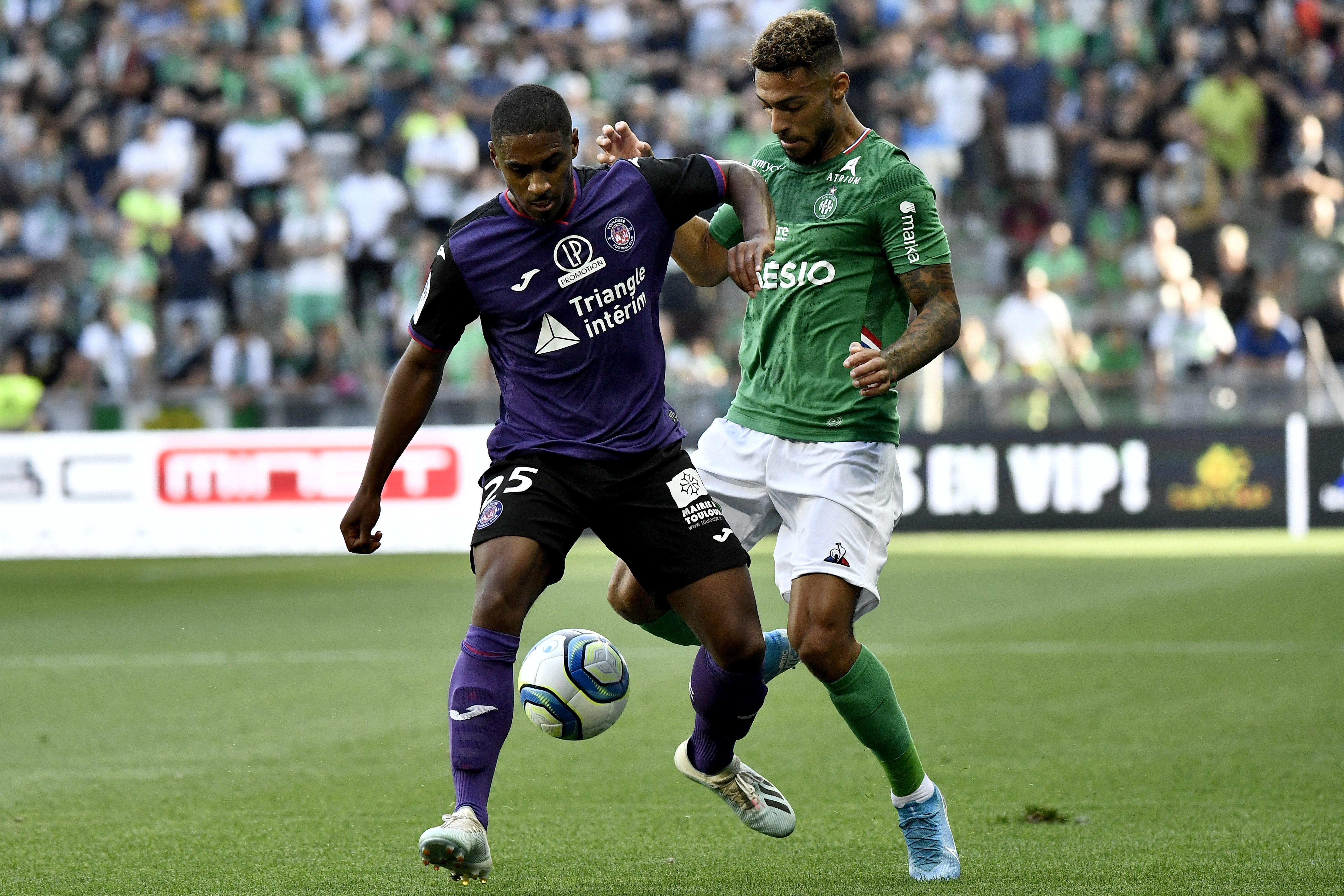 Saint-Etienne - Toulouse (2-2) - Les Verts et le Téfécé dos à dos