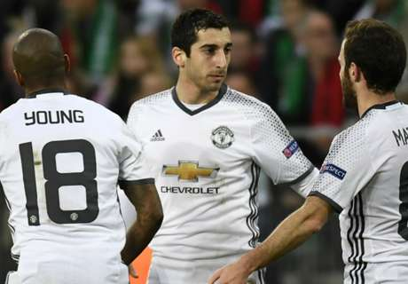 Mkhitaryan the difference for Man Utd