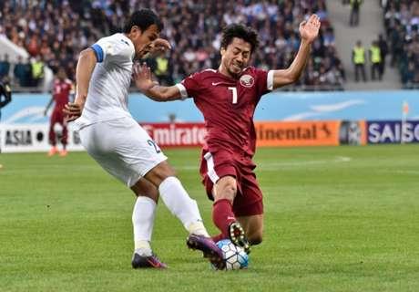 REPORT: Uzbekistan 1 Qatar 0