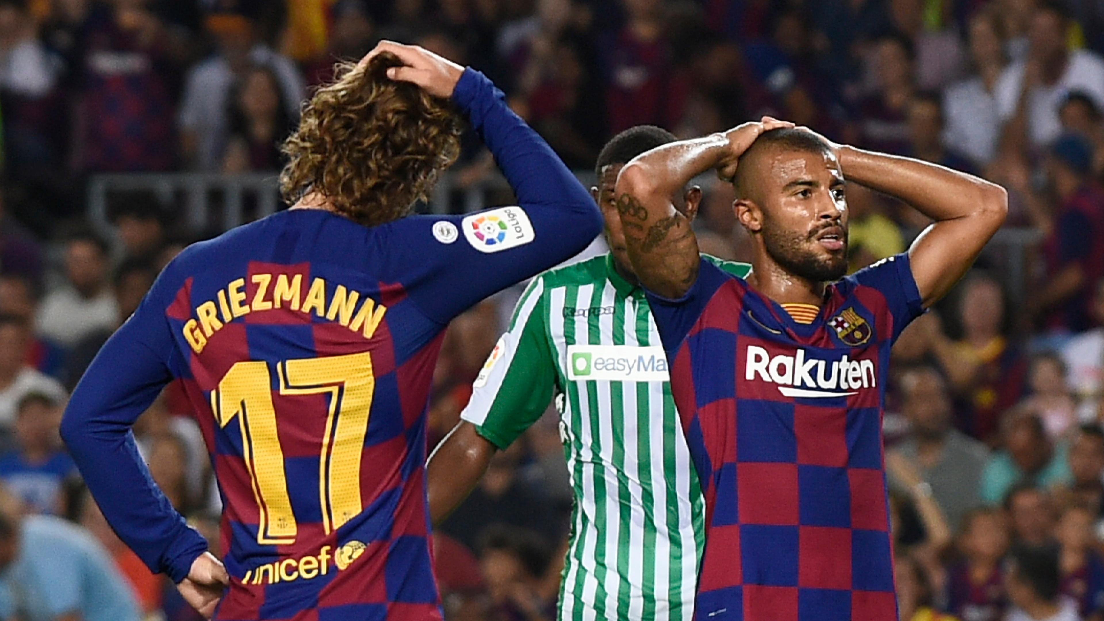 Affaire Neymar, le vestiaire du Barça mécontent ?
