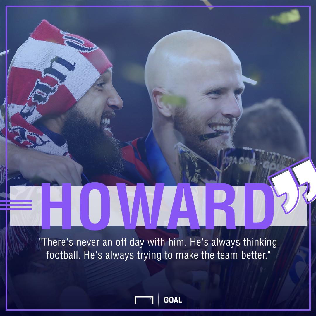 Tim Howard quote