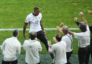 Boateng Germany v Slovakia