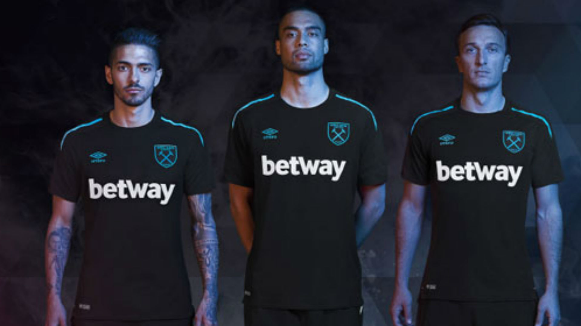 West Ham United 2017-18 away kit