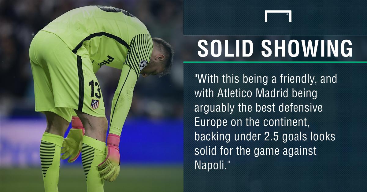 GFX Atletico Madrid Napoli betting