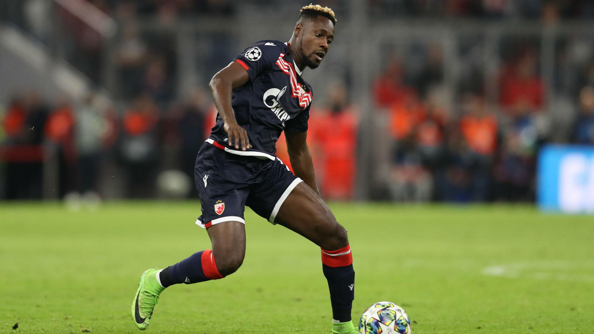 Champions League: Richmond Boakye's Red Star Belgrade lose to Bayern Munich