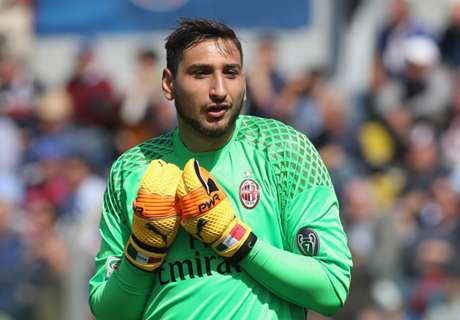 Milan: No news on Donnarumma