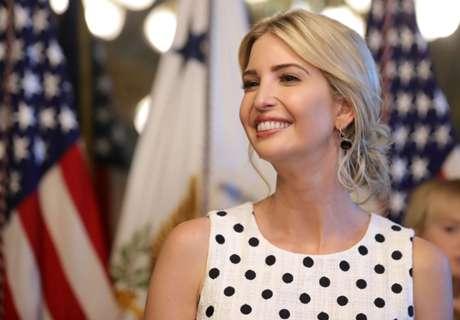 Trump-Tochter sorgt für Lacher