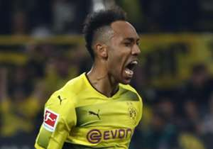 Pierre-Emerick Aubameyang (Borussia Dortmund): With his strike for Dortmund in the 2-1 defeat by Werder Bremen on Saturday, Aubameyang became the top-scoring African in Bundesliga history with 97 goals, eclipsing the record previously held by Tony Yebo...
