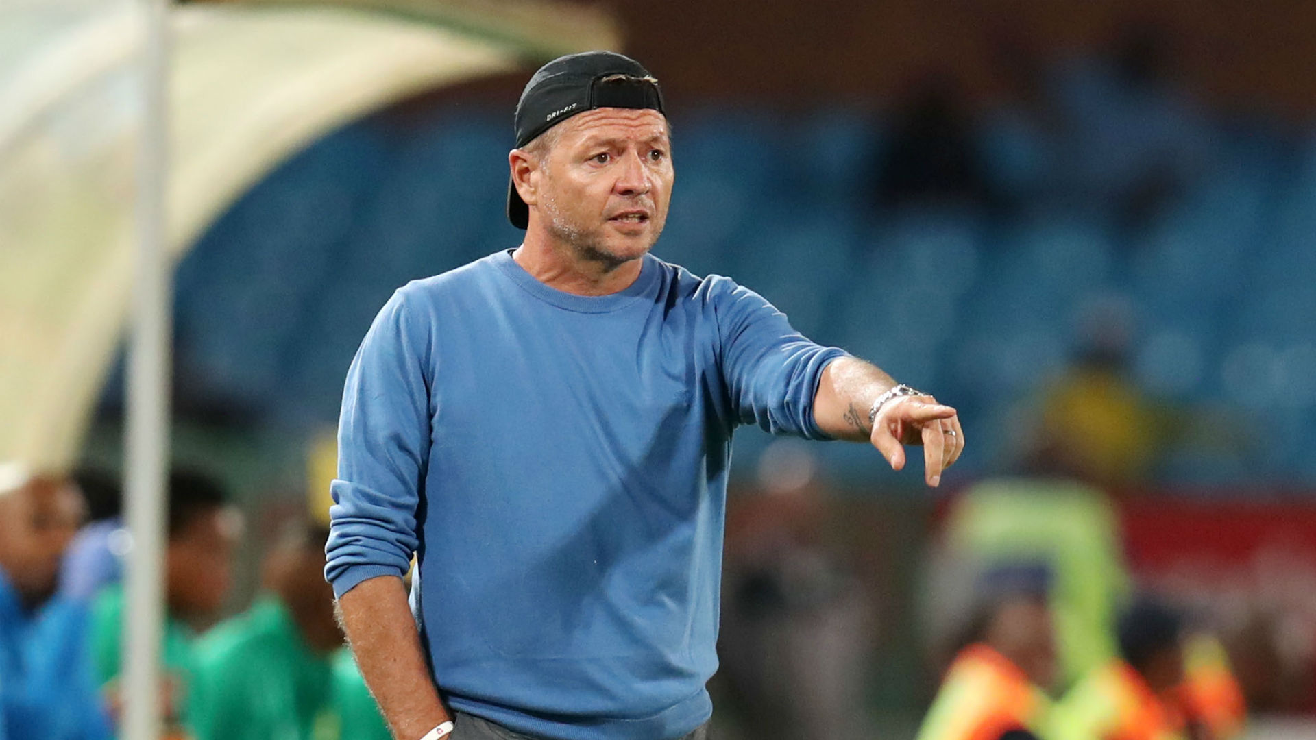 I need to get through three tough matches including Kaizer Chiefs - Vukusic