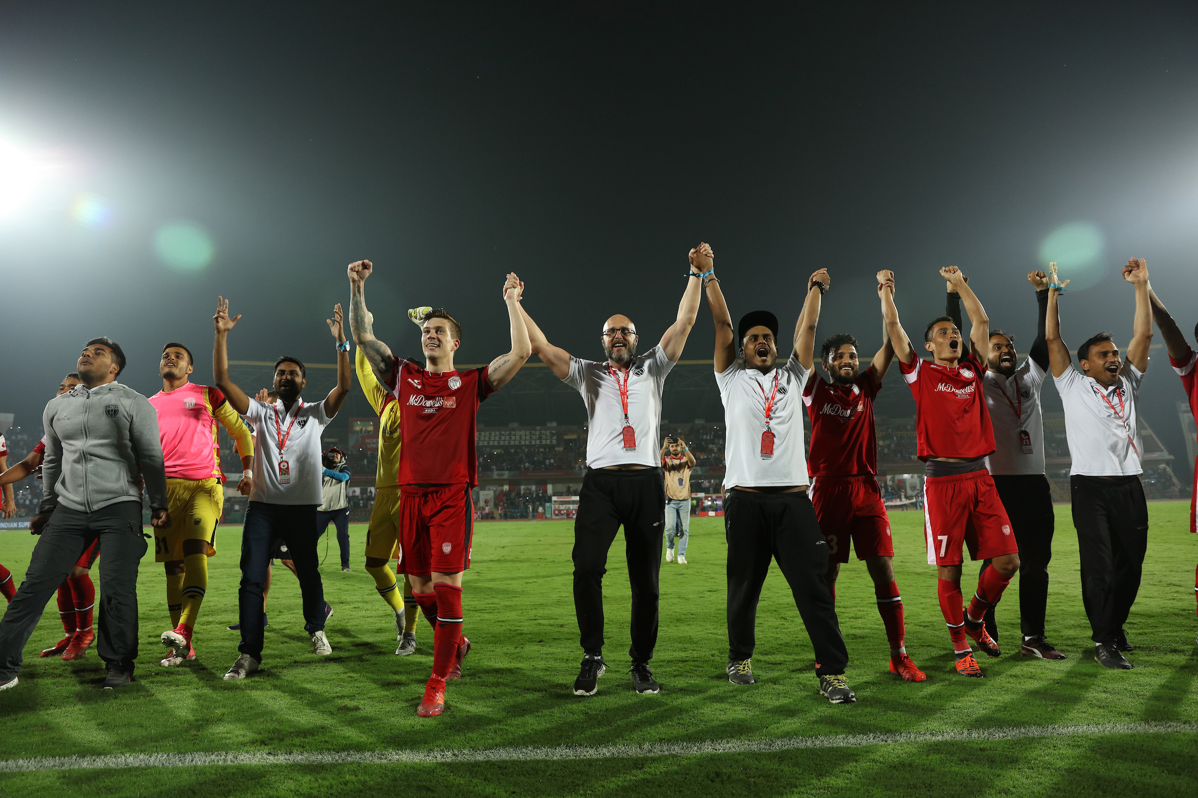 ISL: NorthEast United FC will hope to match last season's performance