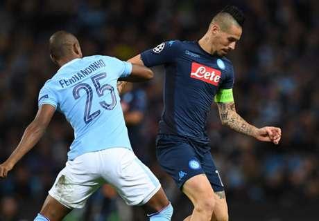 Replay: contro il City i 30' più difficili del Napoli