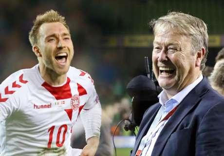 Denmark boss thanks O'Neill for giving Eriksen space