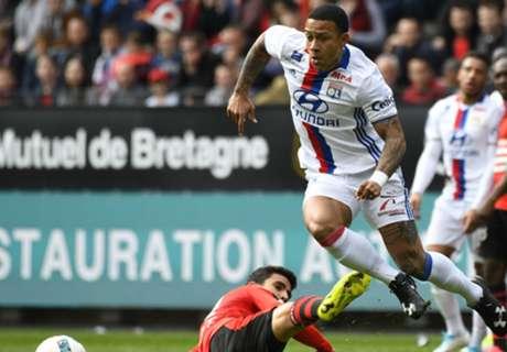 Lyon Dipermalukan Lorient