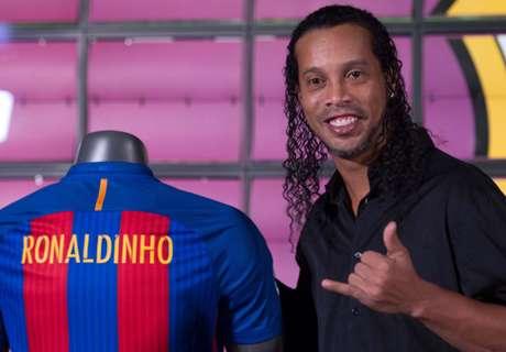 Ronaldinho: So lief der Barca-Abgang