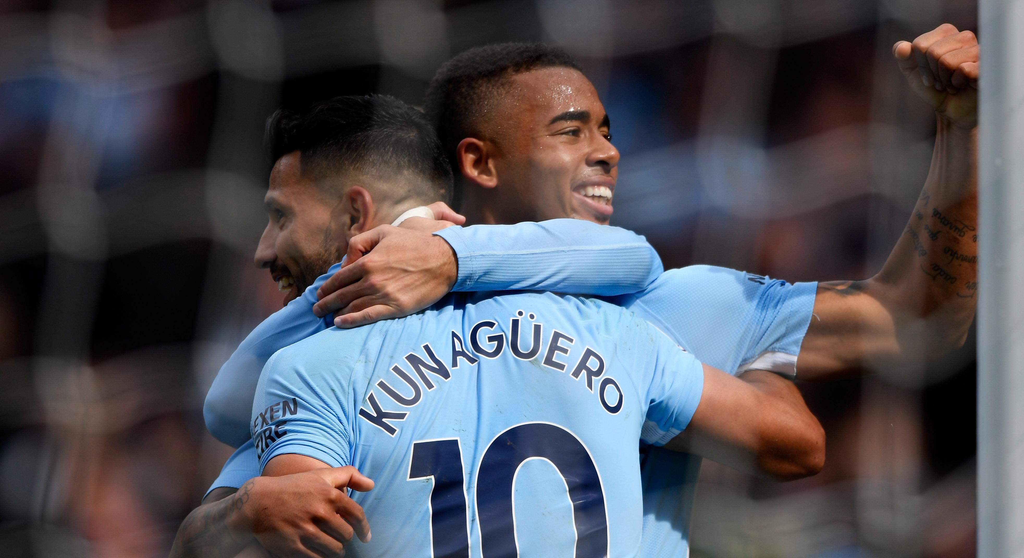 Gabriel Jesus bate recorde na Premier League