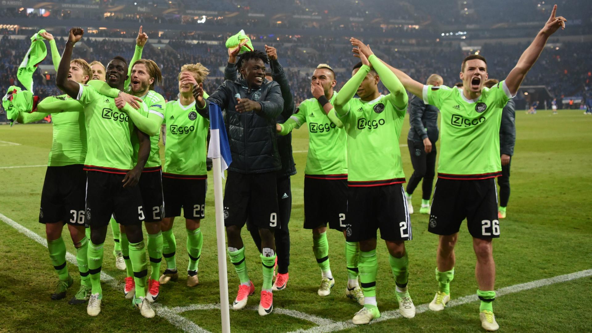 Schalke Ajax Europa League