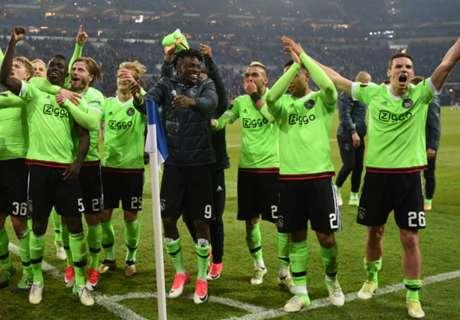 Ajax - Lyon al uitverkocht