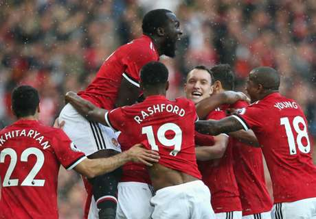 FT: Manchester United 4-0 Everton