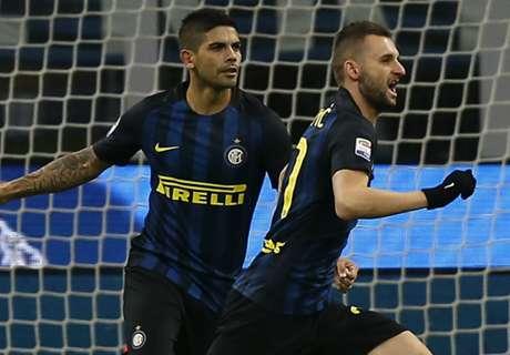 Italiano: Inter 4 x 2 Fiorentina