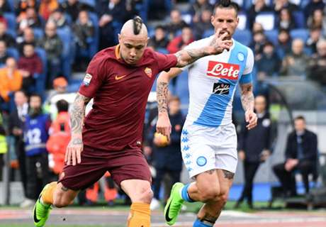 Nainggolan: I'd have to start over in PL