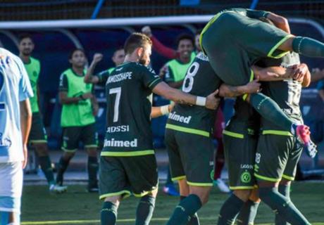 Chapecoense Catarinense champions