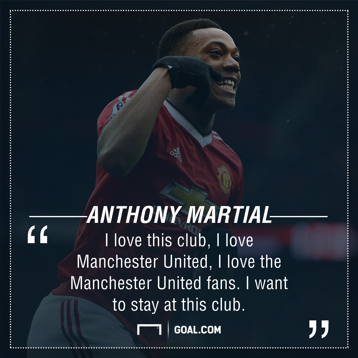 Anthony Martial PS GFX
